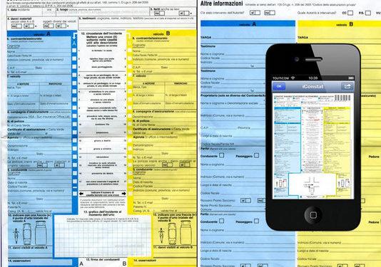 compilare CID online App
