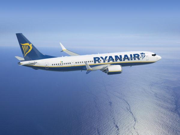 Ryanair: via a nuova programmazione invernale su Malpensa, pronte 7 nuove rotte