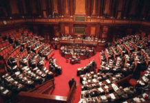 legge senato